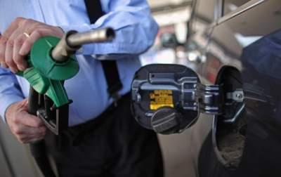 В Украине за выходные подешевело топливо