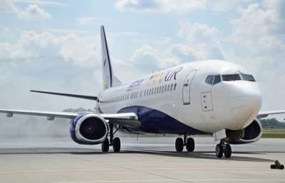 Украинская авиакомпания открывает первый международный рейс из Житомира