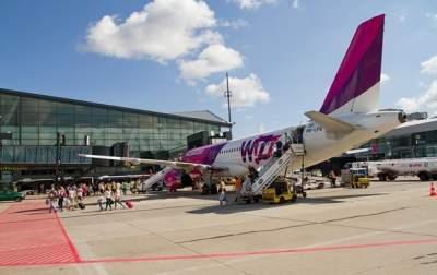 Wizz Air откроет три новых рейса из Киева