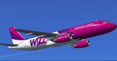 Wizz Air отменяет бесплатную перевозку ручной клади
