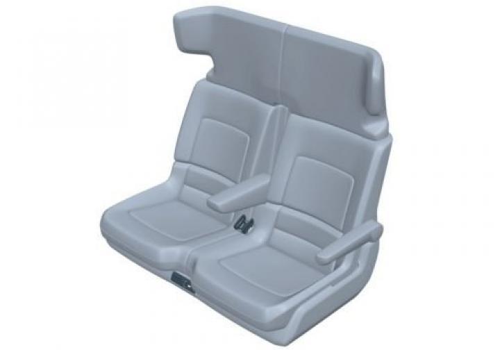 Volkswagen запатентовал новый тип кресел (фото)