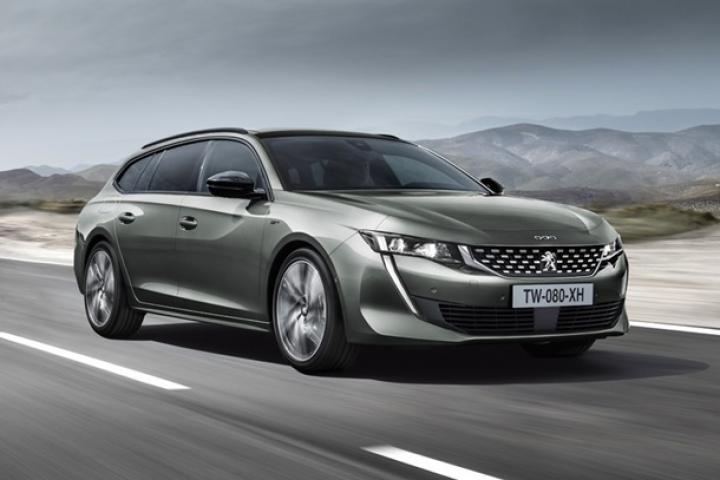 Французы официально представили универсал Peugeot 508 (фото)