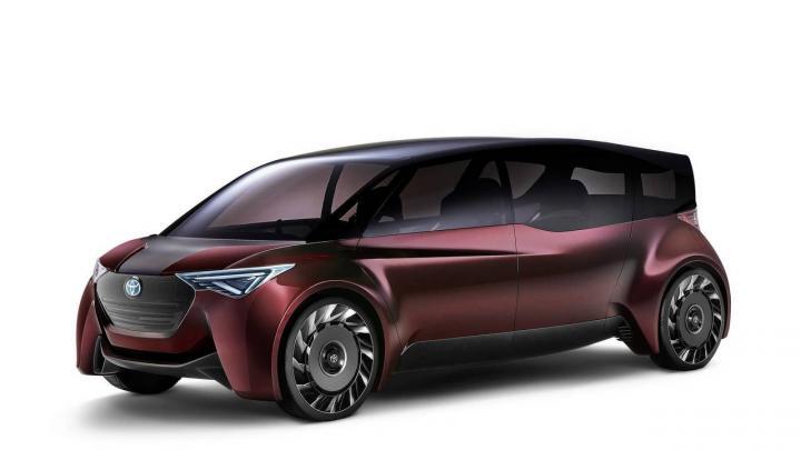 Toyota запатентовала педальный электромобиль (фото)