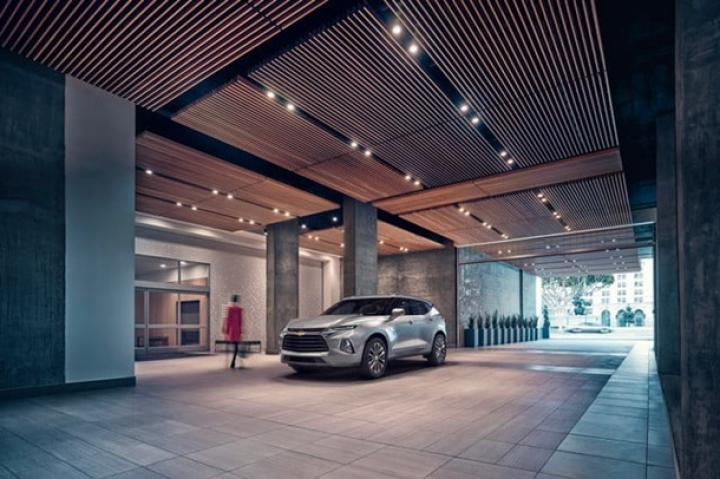 Chevrolet представила новый кроссовер Blazer (фото)