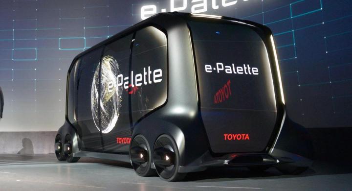 Toyota построит беспилотник с велосипедными педалями (фото)