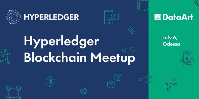 В Одессе пройдет второй митап Hyperledger Blockchain