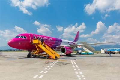 Wizz Air запустила новые рейсы из Киева в Германию