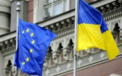 Вступило в силу решение ЕС о выделении Украине €1 млрд