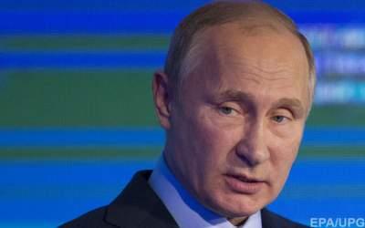 Путин назвал условие сохранения транзита газа через Украину