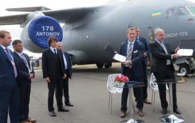 Антонов будет сотрудничать с Boeing в производстве самолетов