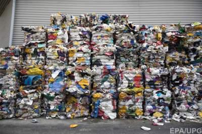 В Украине построят крупнейший завод по переработке отходов