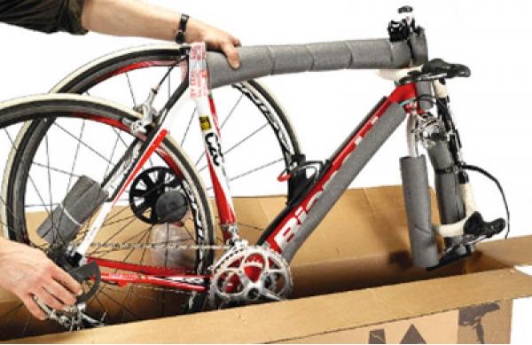 Сборка велосипеда на дому опытным веломастером