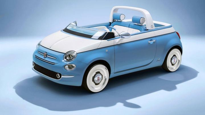 Fiat выпустит две бюджетные модели для лета (фото)