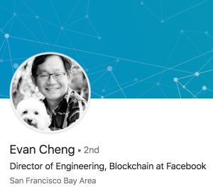 Facebook назначил директора по блокчейн-инженерии