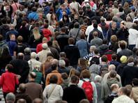 Росстат: численность населения России в этом году сократилась на 77,8 тыс. человек