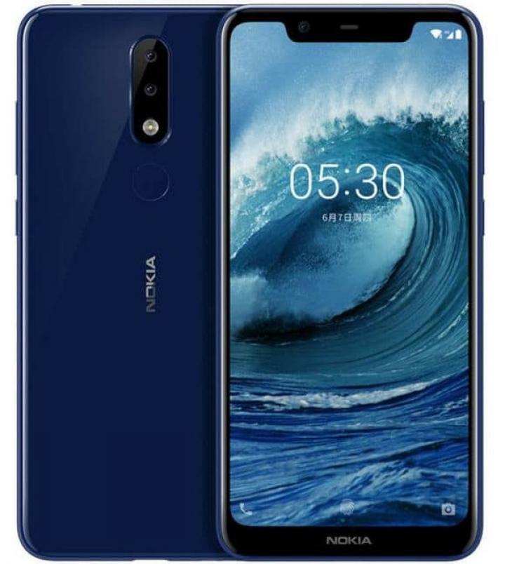 Рассекречен внешний вид новой Nokia X5