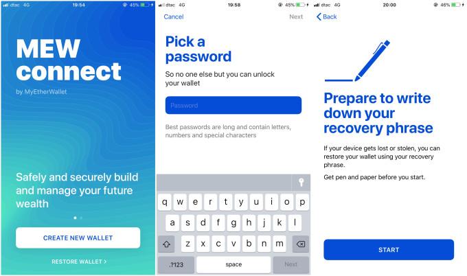 MyEtherWallet усилит безопасность с помощью мобильного приложения