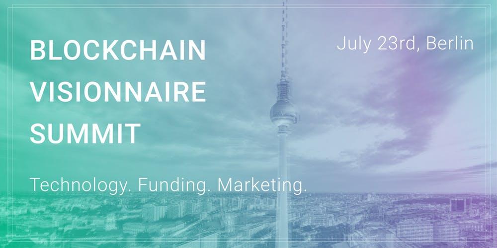 На саммите в Берлине обсудят основные этапы создания блокчейн-компании