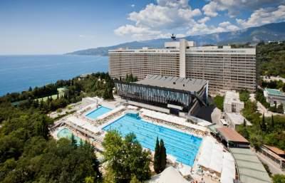 В Крыму прекратила работать последняя западная сеть отелей