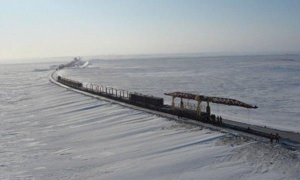 Правительство РФ заключит концессию о строительстве ж/д магистрали Обская - Салехард – Надым