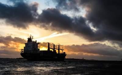 Российские судовладельцы приостановили перевозки грузов в Украину