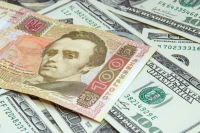 За неделю в Украине зафиксировано резкое подорожание доллара