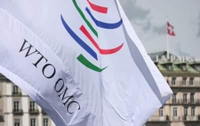 Украина подала апелляцию на решение ВТО