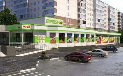 Сеть супермаркетов тестирует новый формат магазинов в Украине