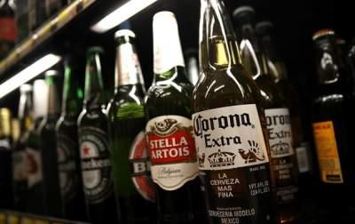Экспорт украинского пива вырос