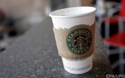 В Украине может появиться продукция Starbucks