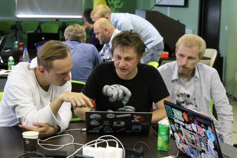 Участники «Робономики» запустили mesh-сеть умного города