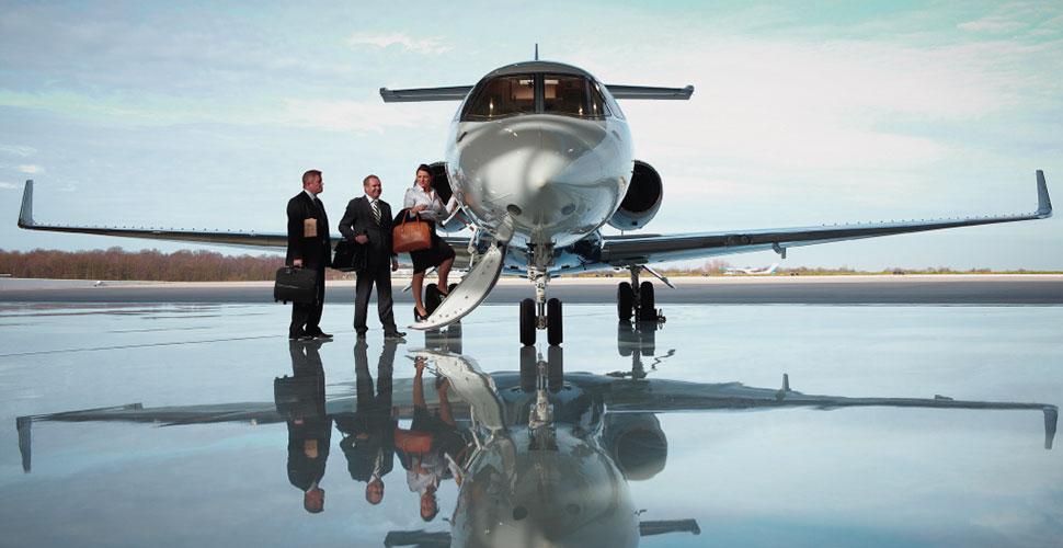 Деловые и частные перелеты