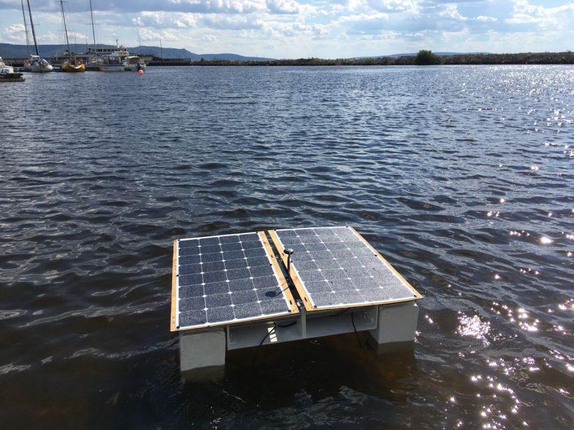 Плавающий дрон от Airalab выявил критически низкий уровень содержания кислорода в Волге