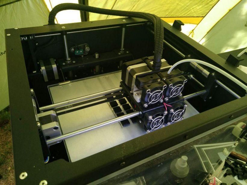 Умный город на Волге выполнил 377 смарт-контрактов для дронов, сенсоров и 3D-принтера