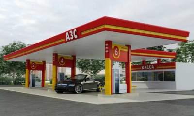 На украинских АЗС стремительно дорожает бензин