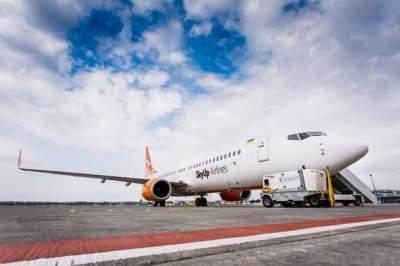 SkyUp назвала новую дату открытия регулярных рейсов