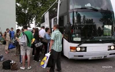 В Украине больше трети рынка автобусных перевозок – нелегальные