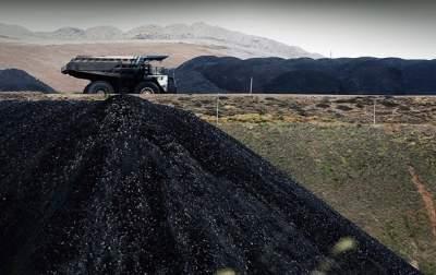 Украина в два раза сократила потребление импортного угля