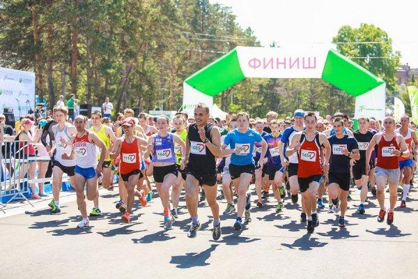 Участники Зеленого марафона «Бегущие сердца» на Дальнем Востоке помогут детям