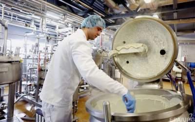 Крупный украинский молочный производитель стал убыточным