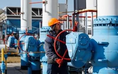 Украина уже израсходовала 300 млн кубов газа из ПХГ