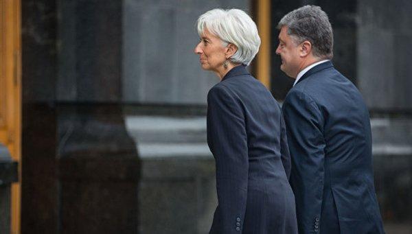 Определена сумма очередного транша от МВФ для Украины