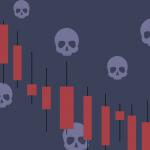 Цена биткоина упала ниже $4000