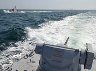 Захват украинских кораблей у берегов Крыма привел к ослаблению рубля