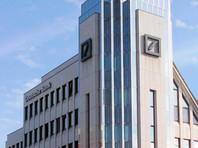 В штаб-квартире и отделениях Deutsche Bank устроили обыски по делу