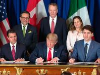 США, Канада и Мексика подписали новое торговое соглашение