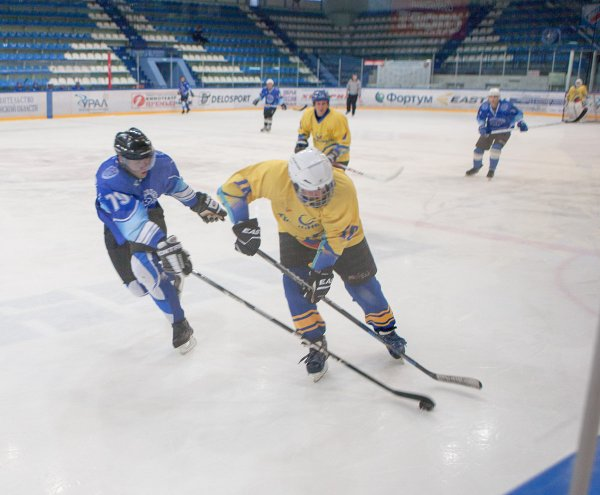 «Транснефть» в третий раз выставляет на продажу долю в КХЛ