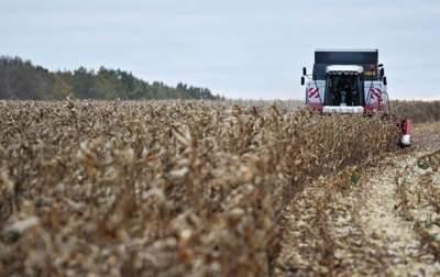 Украина собрала рекордный урожай зерновых
