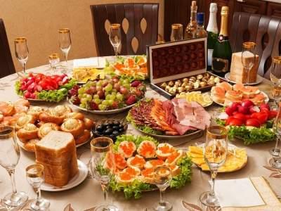 Стало известно, во сколько украинцам обойдется новогодний стол