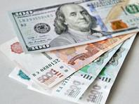 Рубль подешевел по отношению к доллару и евро во второй день Рождества